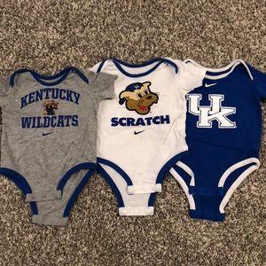 SOLD! Nike University of Kentucky 3 piece set